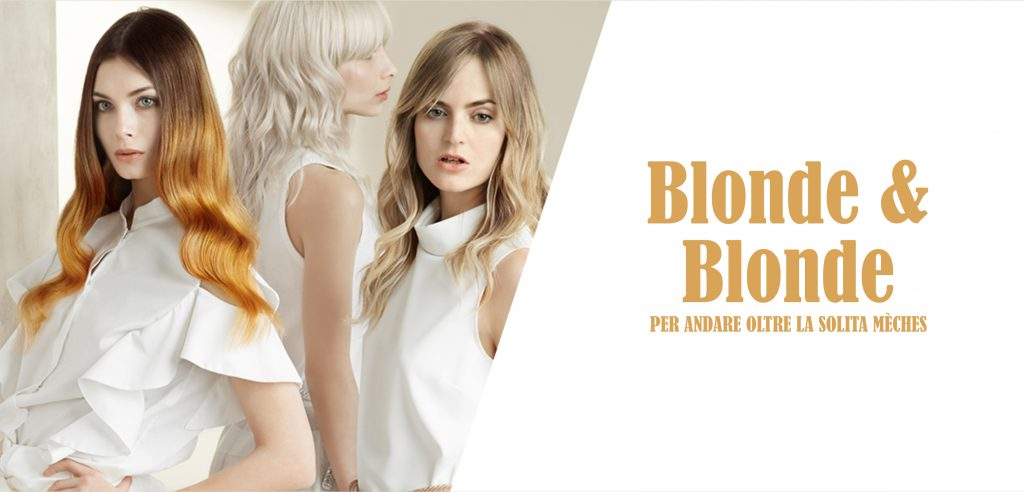 corsi per parrucchieri: Blonde &Blonde