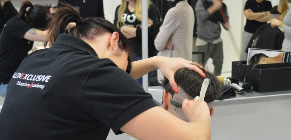 corso per parrucchieri - Barber Shop