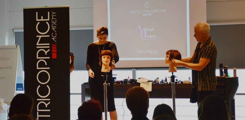 Corsi per parrucchieri: London Workshop
