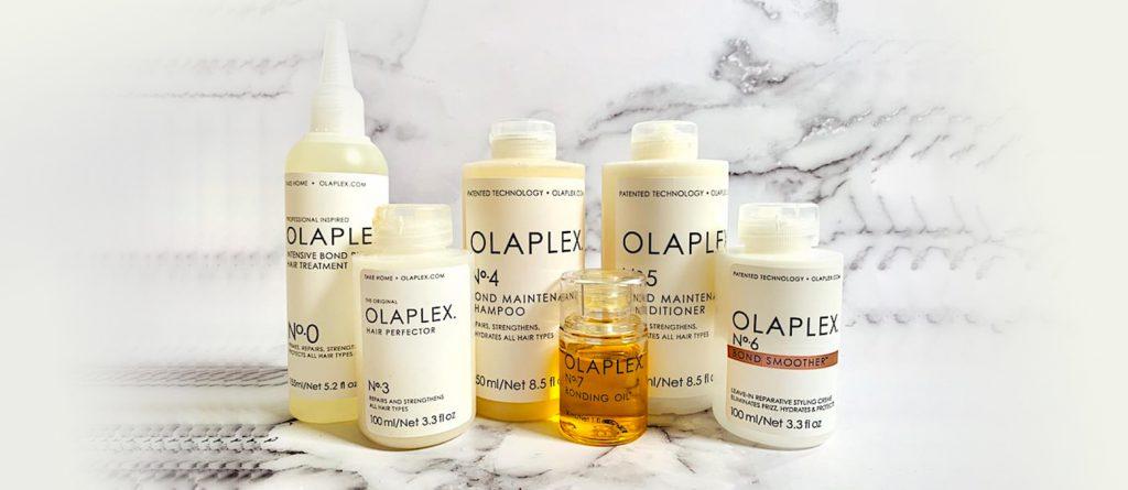 Prodotti per parrucchieri Olaplex