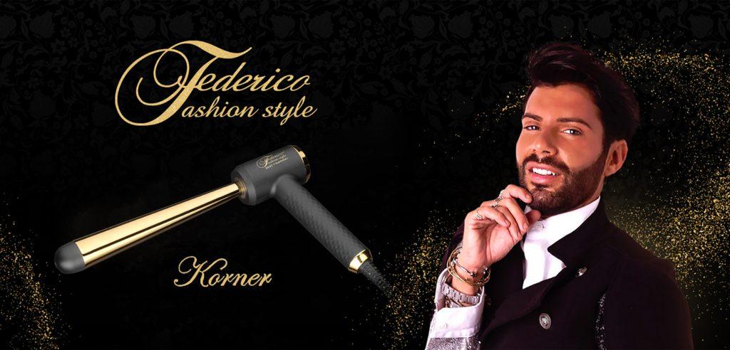 Korner XL Gamma più Federico Fashion Style