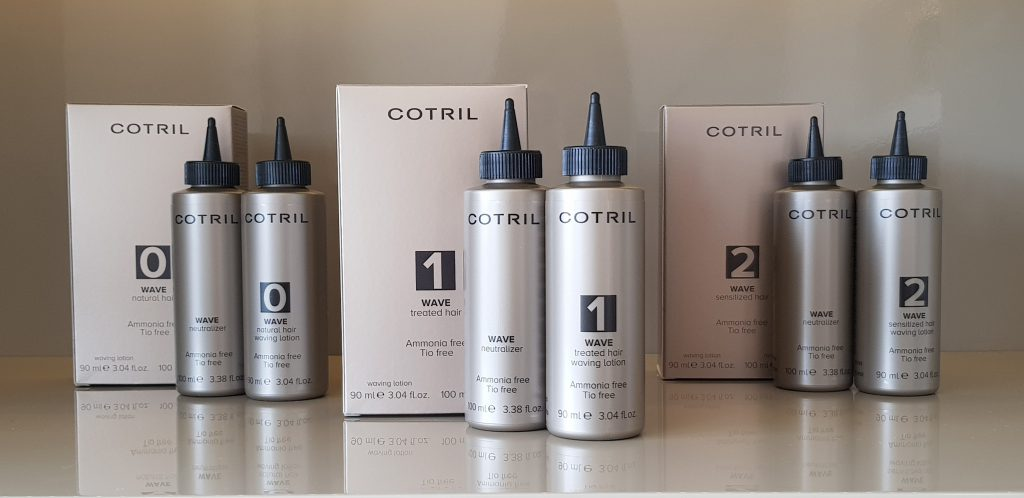 Prodotti per parrucchieri: Cotril Wave